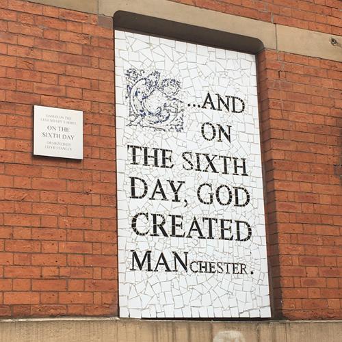 Weekendje Manchester